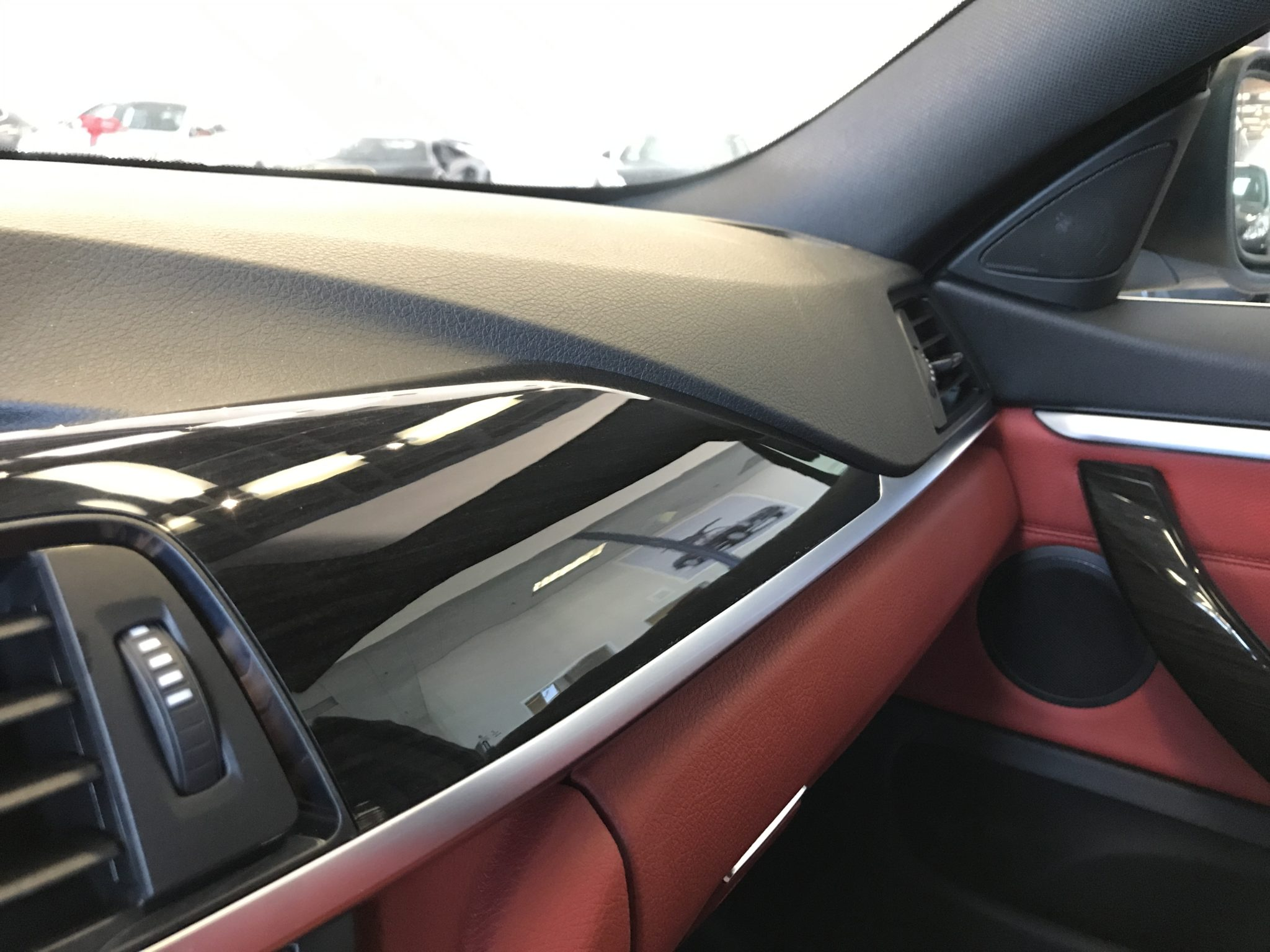 2016 BMW 428i Gran Coupe Speed Interior Front